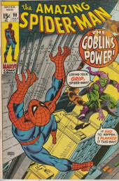 Amazing Spider-Man (The) (1963) -98- The Goblin's Power!