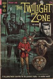 Twilight Zone (The) (Gold Key - 1962) -27- (sans titre)