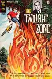 Twilight Zone (The) (Gold Key - 1962) -30- (sans titre)