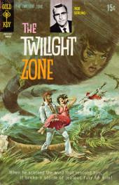 Twilight Zone (The) (Gold Key - 1962) -32- (sans titre)