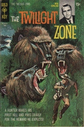 Twilight Zone (The) (Gold Key - 1962) -33- (sans titre)