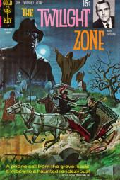 Twilight Zone (The) (Gold Key - 1962) -36- (sans titre)