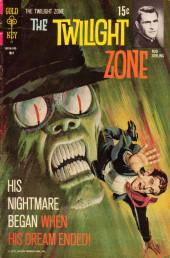 Twilight Zone (The) (Gold Key - 1962) -37- (sans titre)