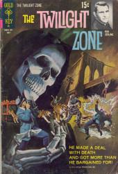 Twilight Zone (The) (Gold Key - 1962) -38- (sans titre)