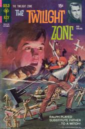 Twilight Zone (The) (Gold Key - 1962) -39- (sans titre)