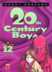 20th Century Boys -12- Tome 12