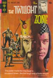 Twilight Zone (The) (Gold Key - 1962) -41- (sans titre)