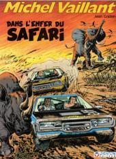 Michel Vaillant -27Pub- Dans l'enfer du Safari