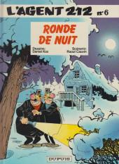 L'agent 212 -6a1989- Ronde de nuit