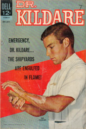 Dr. Kildare (1962) -7- Trial by Fire