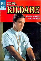 Dr. Kildare (1962) -8- Sea-side disaster - a call for help!