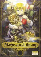 Magus of the Library -1- Tome 1
