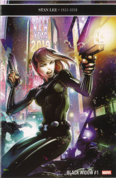 Black Widow Vol. 7 (Marvel - 2019) -1- ...And Hell Followed With Her
