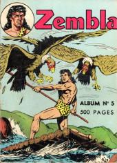 Zembla -Rec005- Album N°5 (du n°17 au n°20)