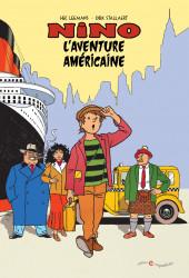 Nino (Leemans/Stallaert) -INT- L'aventure américaine
