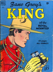 Four Color Comics (Dell - 1942) -283- Zane Grey's King of the Royal Mounted