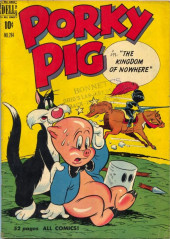 Four Color Comics (Dell - 1942) -284- Porky Pig in The Kingdom of Nowhere