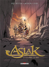 Aslak -6- Le Monde du tout