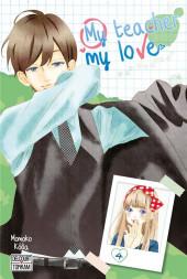 My teacher, my love -4- Tome 4