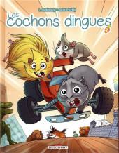 Les cochons dingues -2- Tome 2