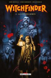 Witchfinder -4- La cité des morts
