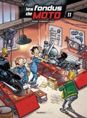 Les fondus de moto -11- Tome 11