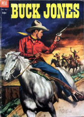 Four Color Comics (Dell - 1942) -460- Buck Jones