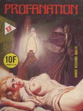 Les grands classiques de l'épouvante -113- Profanation