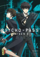 Psycho-Pass Saison 2 -4- Tome 4