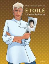 Étoilé (Lehericey/Brahy) -3- Chariot de desserts