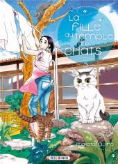 La fille du temple aux chats -3- Tome 3