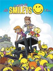 Le monde des Smileys -2- Les Infectés