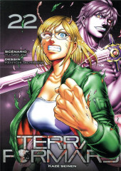 Terra formars -22- Tome 22