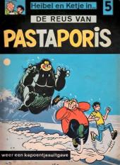 Ketje en Co -5- De reus van Pastaporis