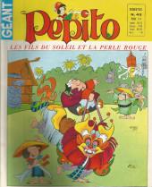 Pepito (3e Série - SAGE) (Numéro Géant) -43- Les fils du soleil et la perle rouge