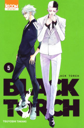 Black Torch -5- Tome 5
