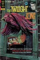 Twilight Zone (The) (Gold Key - 1962) -46- Dream of the Devil!