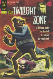 Twilight Zone (The) (Gold Key - 1962) -52- (sans titre)