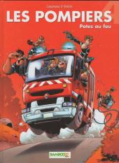 Les pompiers -4a2011- Potes au feu