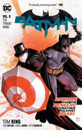 Batman (2016) -INT09- Vol.9 The Tyrant Wing