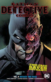 Detective Comics (1937), Période Rebirth (2016) -INT09- Vol.9 Deface the Face
