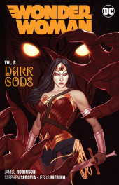 Wonder Woman Vol.5 (DC comics - 2016) -INT08- Wonder Woman Volume 8: Dark Gods