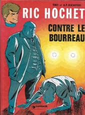 Ric Hochet -14b78'- Ric Hochet contre le bourreau