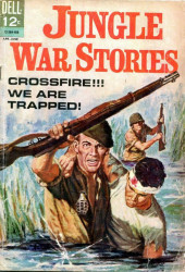 Jungle War Stories (1962) -7- Crossfire!! We Are Trapped!!