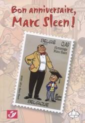 Néron et Cie (Les Aventures de) (Érasme) -HSTL- Bon anniversaire, Marc Sleen !