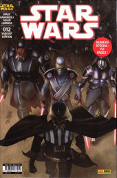Star Wars (Panini Comics - 2017) -12CV01- Mutinerie sur mon cala