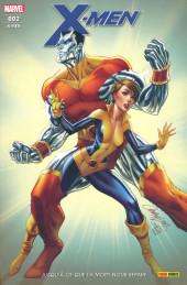 X-Men (Marvel France 6e série) -2- Jusqu'à ce que la mort nous sépare