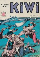 Kiwi -Rec091- Album N°91 (du n°375 au n°377)