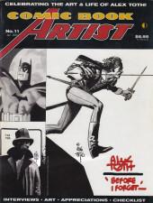 (DOC) Comic Book Artist -11- Alex Toth/ Sheldon Mayer