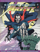 (DOC) Comic Book Artist -13- Marvel Horror show